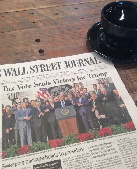 Wall Street Journal 12-21-2017
