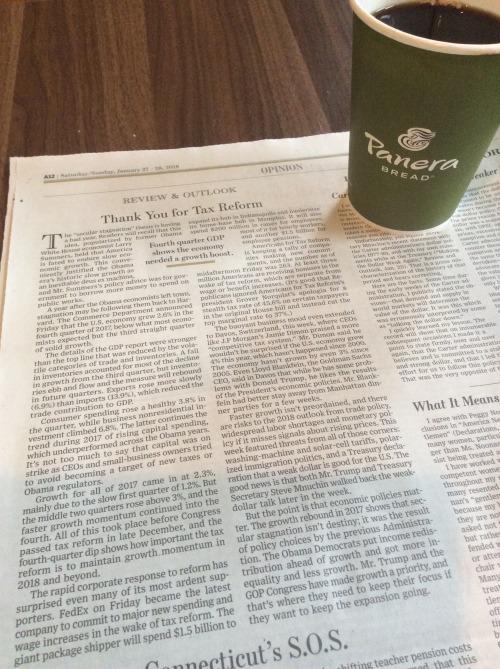 WSJ, editorial 1-27-2018 p12